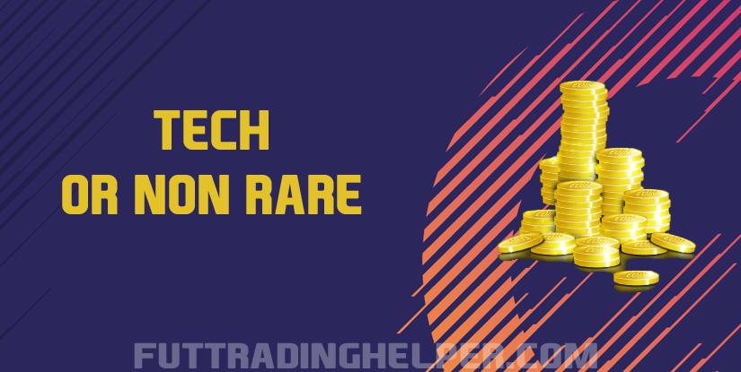 tech or non-rare liste