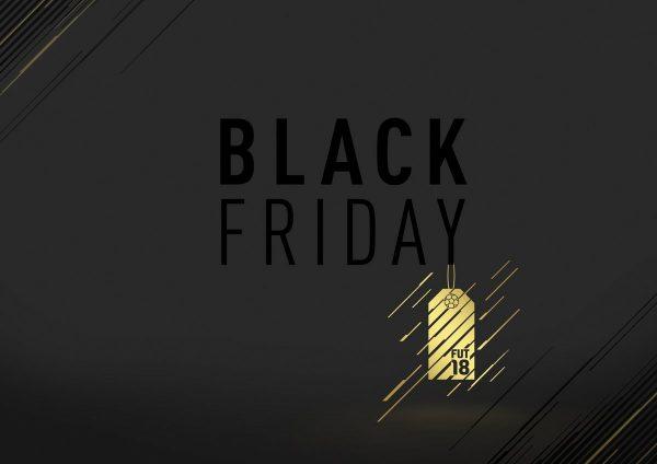 Tout savoir sur le Black Friday FUT 18