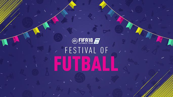Festival of FUTball sur FUT 18 : tout savoir