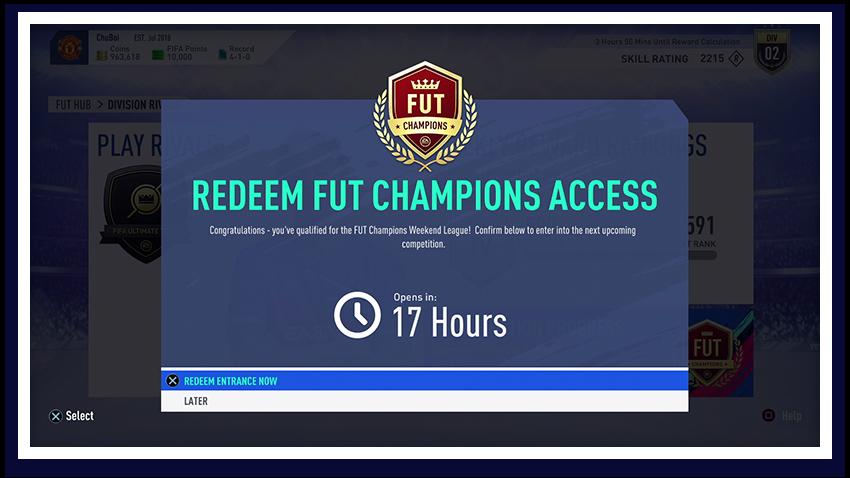 Comment se qualifier pour FUT Champions sur FUT 20