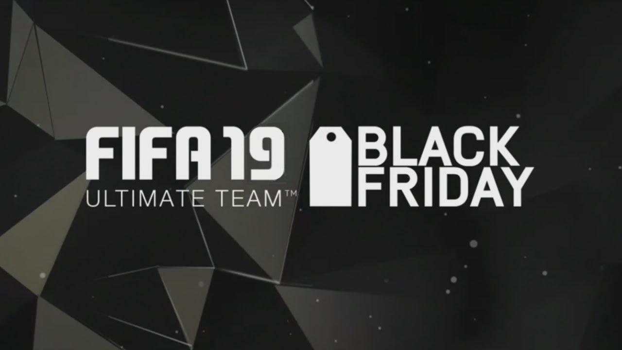 Black Friday sur FUT 19 : le guide