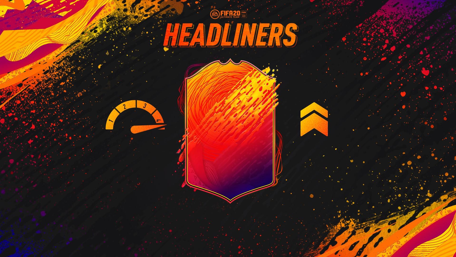 Headliners sur FIFA 20
