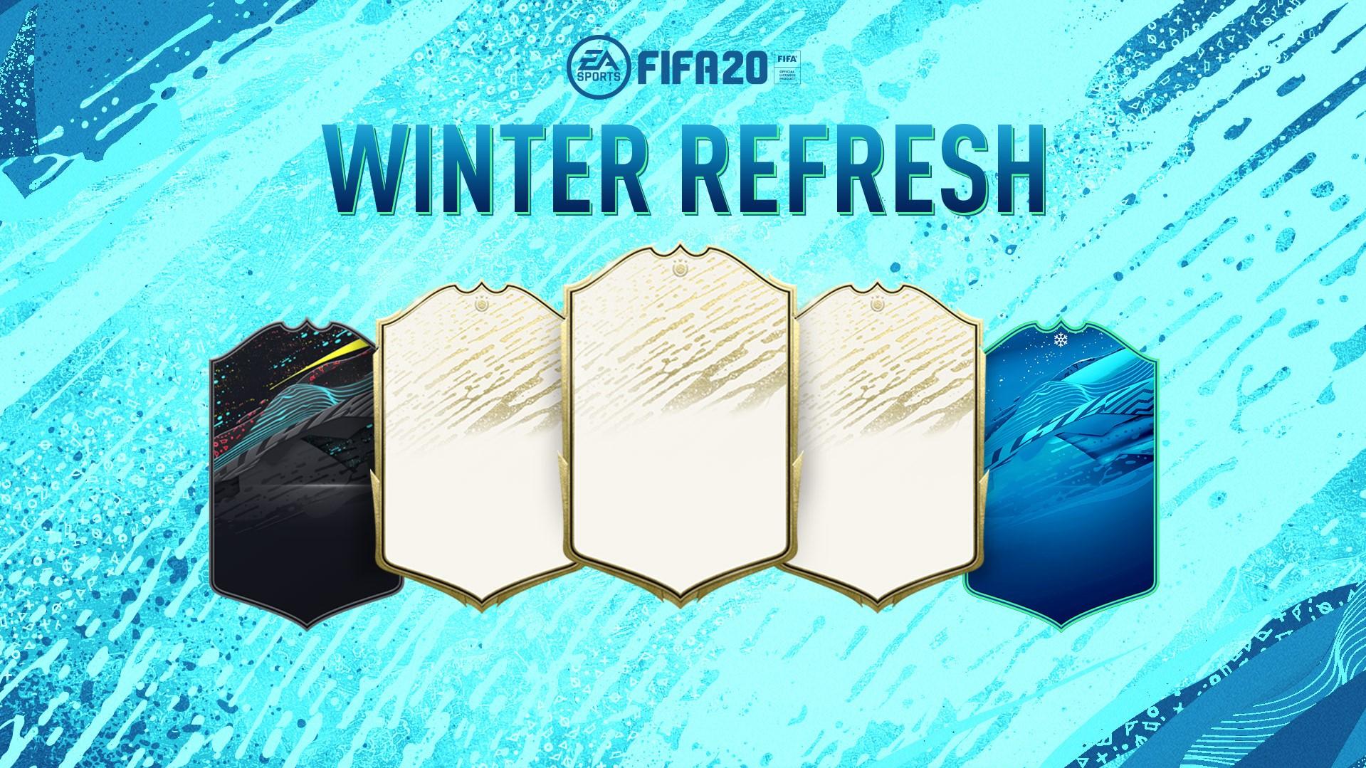 Winter Refresh sur FIFA 20 : le guide