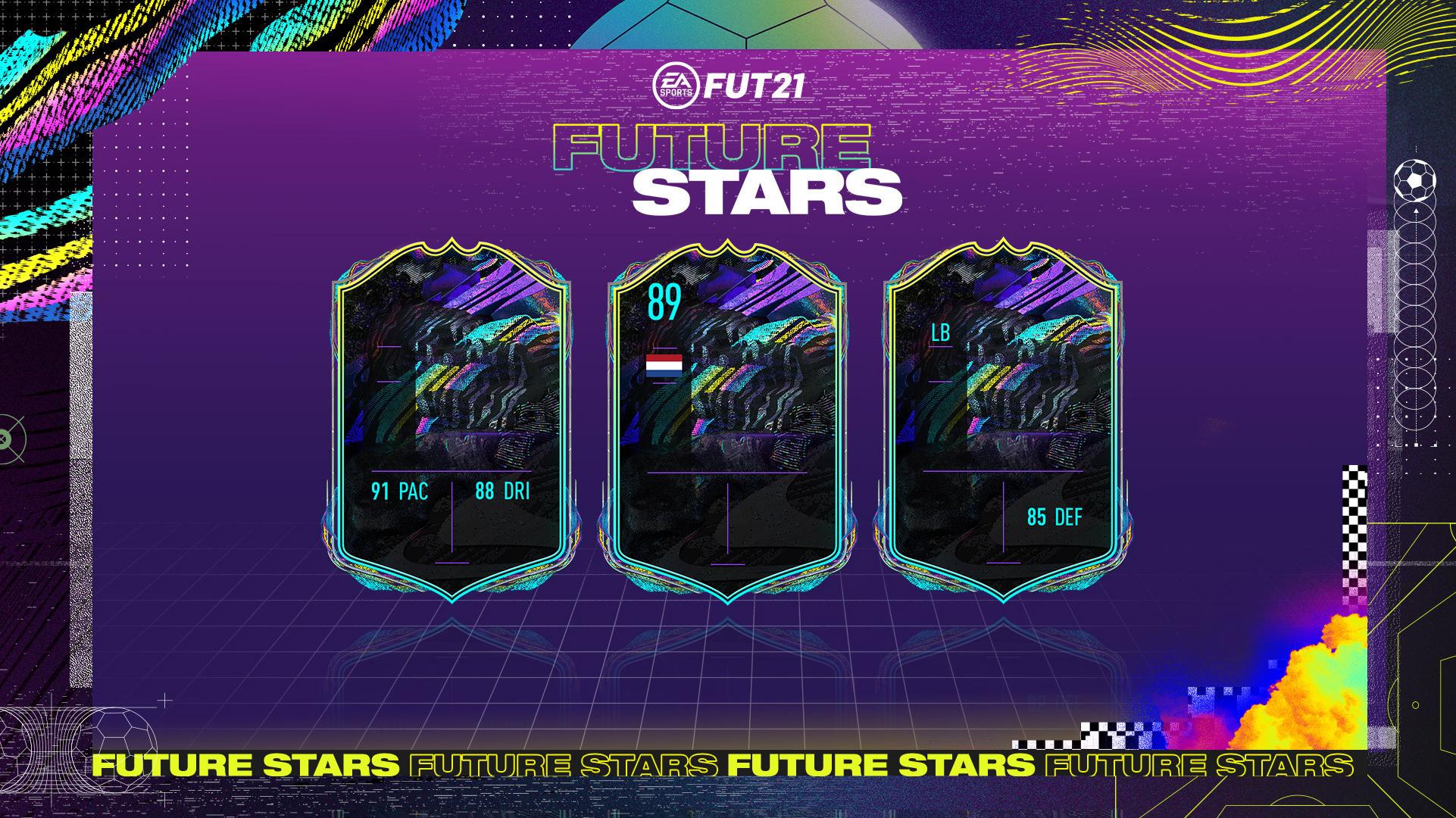 Future Stars sur FIFA 21 : le guide