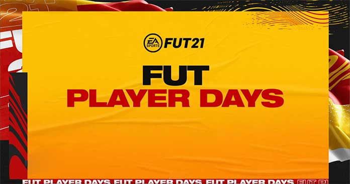 FUT Player Days sur FIFA 21 : le guide